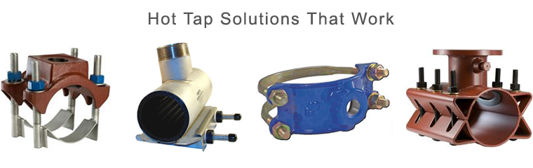 PipeMan Products, Inc. Offers Hot Tap Solutions That Work