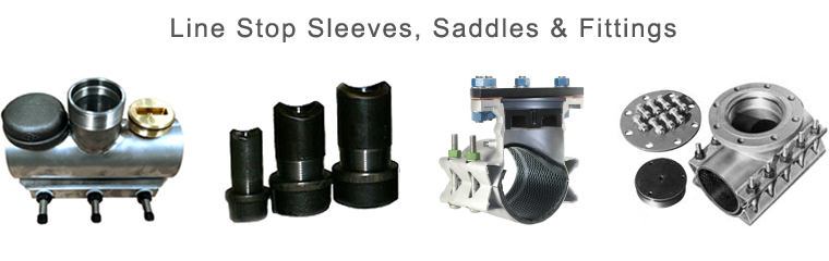 PipeMan Products, Inc. Offers Line Stop Sleeves, Saddles & Fittings