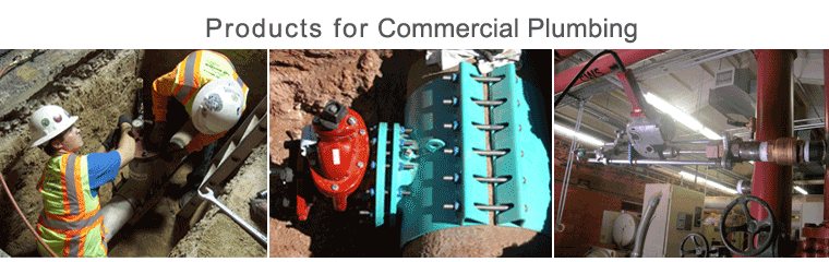 PipeMan Products, Inc. Offers Quality Products for the Professional in Industrial Plumbing