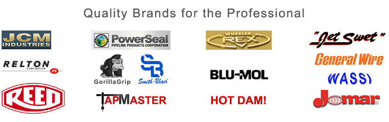 PipeMan Products, Inc. Offers Quality Brands for the Professional in Industrial Plumbing
